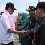 Bupati Natuna Kunjungan Kerja ke Kecamatan Midai dan Suak Midai