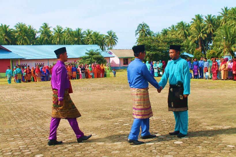 Memperingati Hari Jadi Kabupaten Natuna ke 19 di Kec. Midai tahun 2018